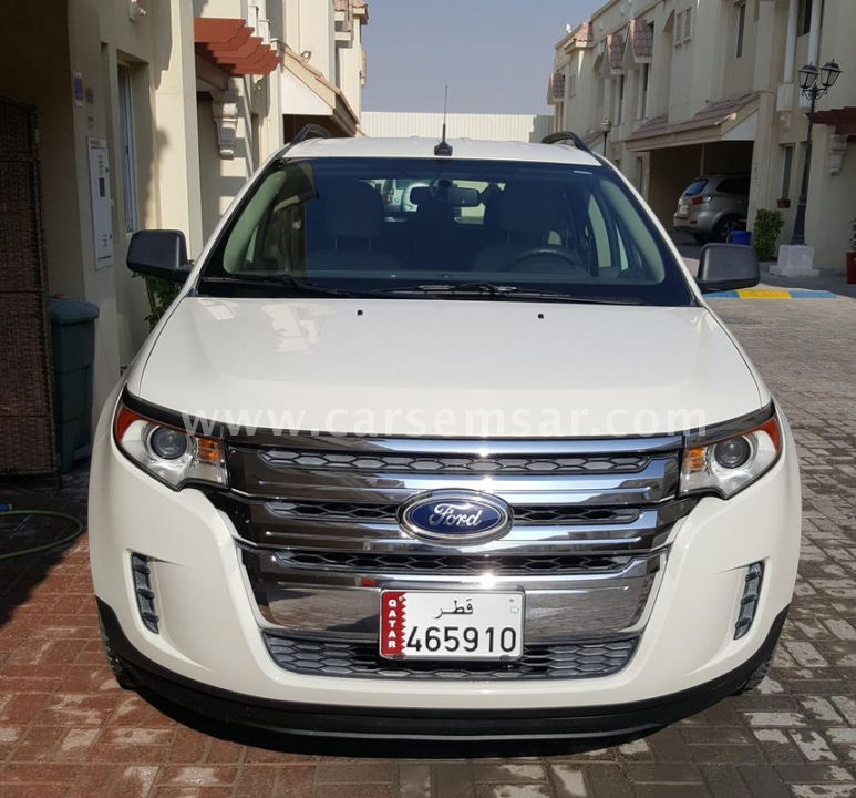 Ford Edge Se Awd   L Only Owner Bought On Sept  Km Only European Lady German Driver Zero Accidents Perfect Condition