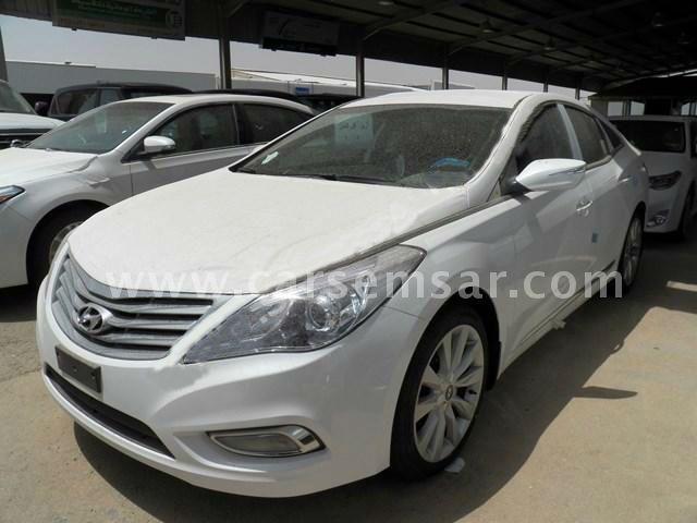 2015 Hyundai Azera 3.3