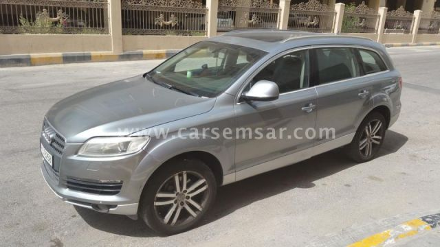 Used audi q7 for sale in saudi arabia