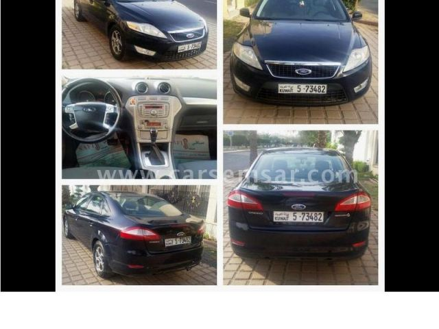 2008 Ford Mondeo 2.5