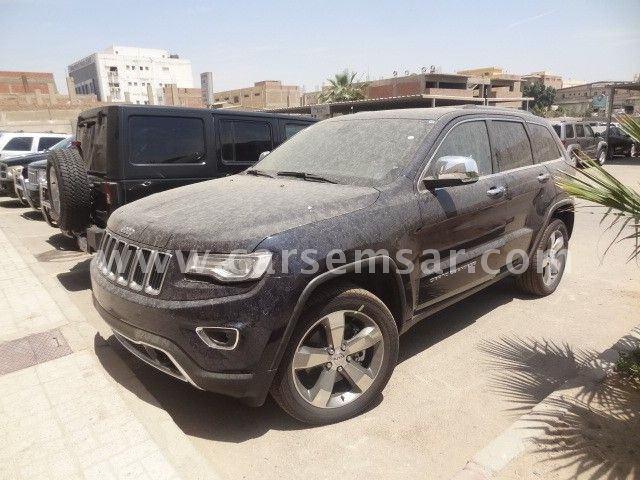 2015 Jeep Grand Cherokee Srt8 For Sale In Egypt New And Used