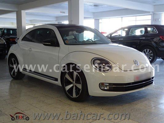 2015 Volkswagen Beetle Turbo