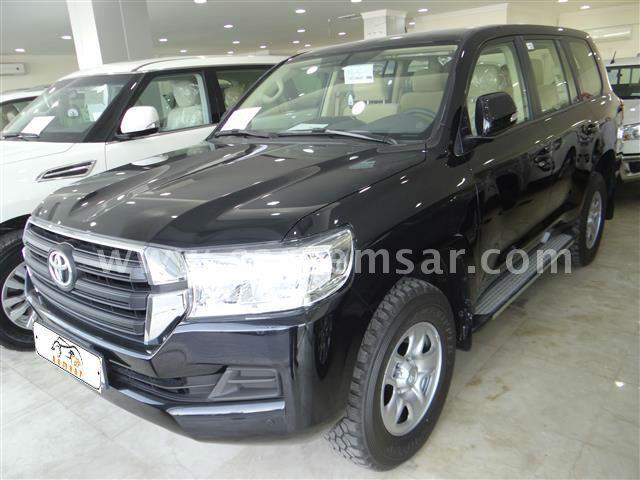 2017 Toyota Land Cruiser GX