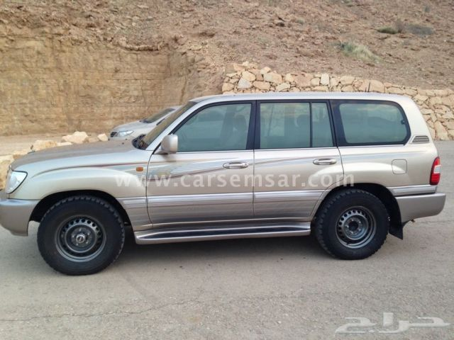 2004 Toyota Land Cruiser VXR