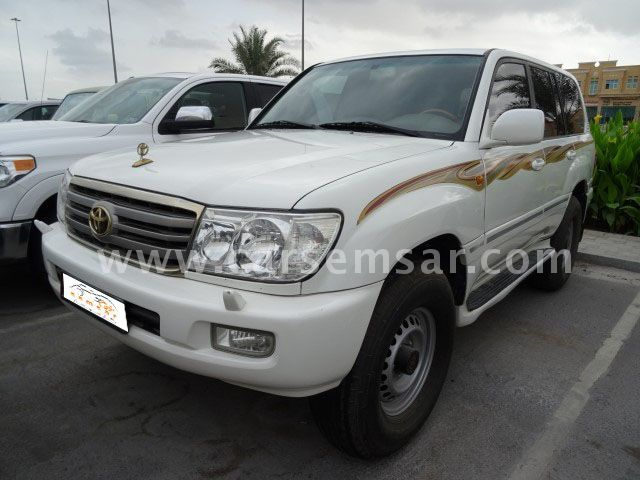 Cars For Sale Mobile Al >> 2006 Toyota Land Cruiser VXR Limited for sale in Qatar ...