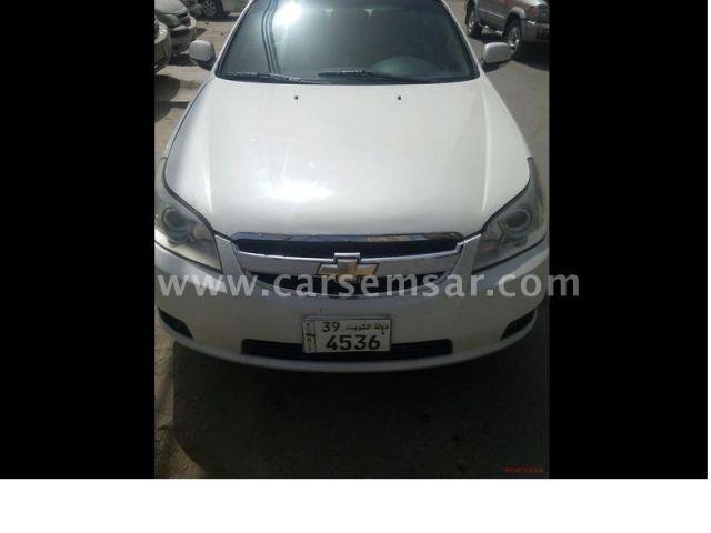 2009 Chevrolet Epica 2.5