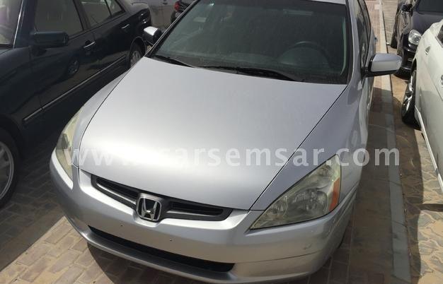 2003 Honda Accord 2.4 VTI-L
