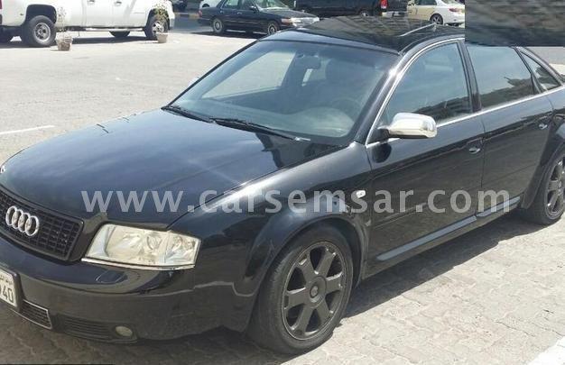 2001 Audi S6 4.2