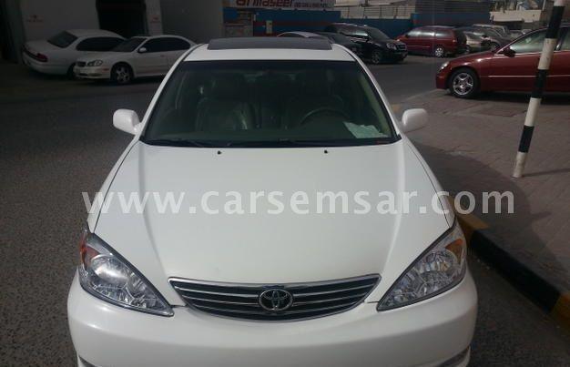 2002 Toyota Camry XLi