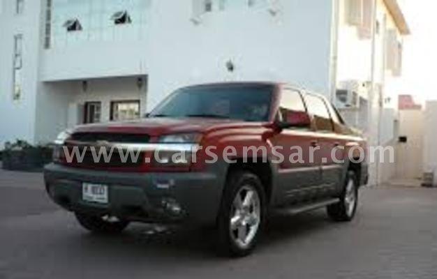 2001 Chevrolet Avalanche LT1