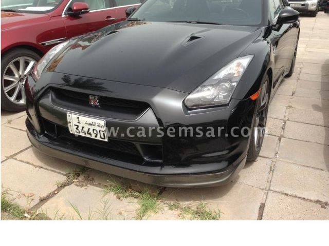 2009 Nissan GT-R Coupe