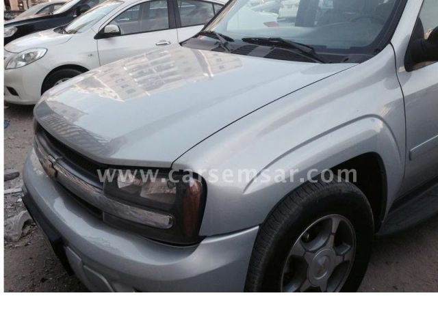 2008 Chevrolet Trailblazer TrailBlazer LS