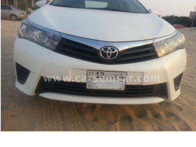 2014 Toyota Corolla Gli 2.0