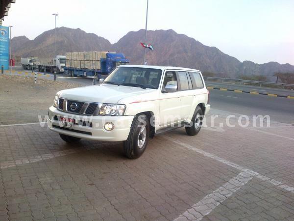 2005 Nissan Patrol Super Safari
