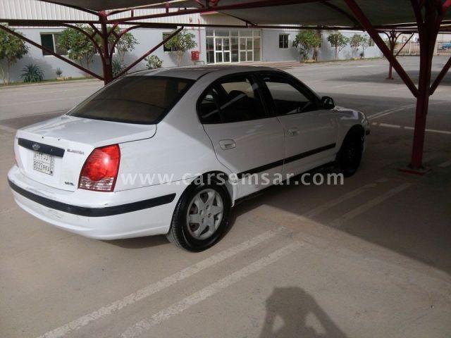 2005 Hyundai Elantra 2.0 GLS