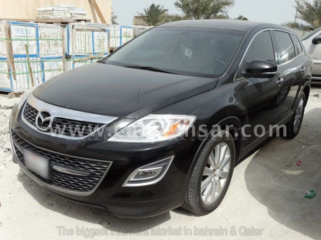 2010 mazda cx 9 touring for sale in bahrain new and used. Black Bedroom Furniture Sets. Home Design Ideas