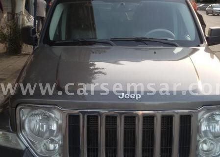 2008 Jeep Cherokee 3.7 Limited
