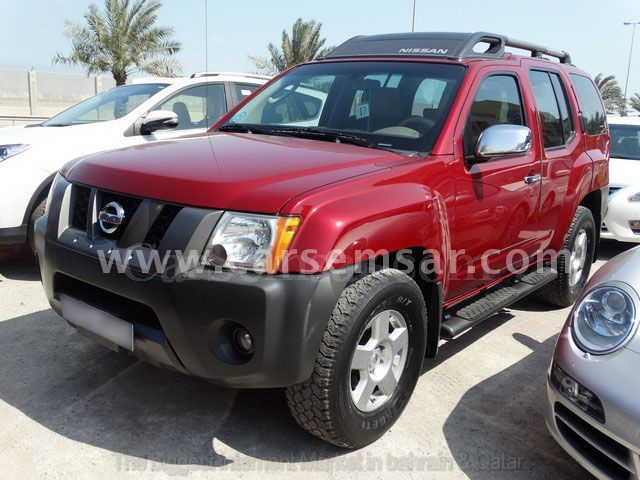 2008 nissan xterra s for sale in bahrain new and used. Black Bedroom Furniture Sets. Home Design Ideas