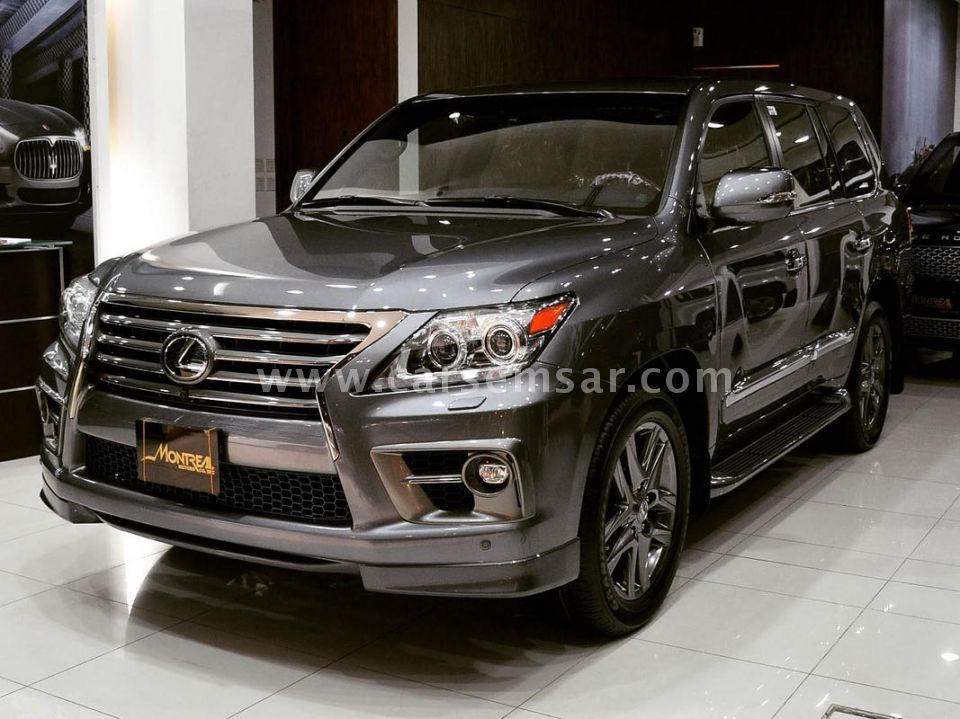 2015 lexus lx 570 sport for sale in qatar new and used. Black Bedroom Furniture Sets. Home Design Ideas