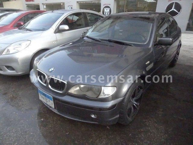 2002 BMW 3-series 318i