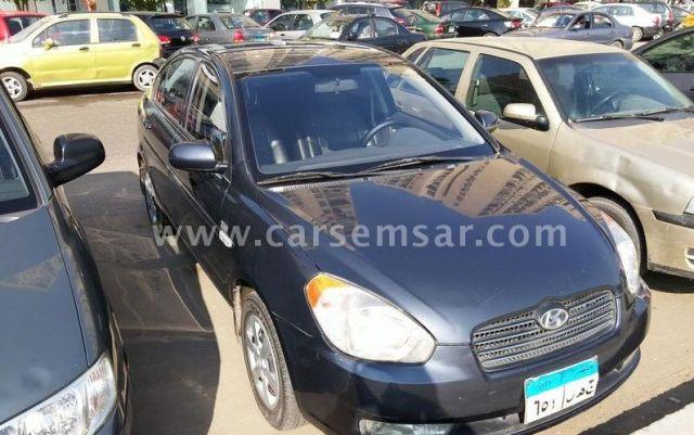 2011 Hyundai Accent 1.3