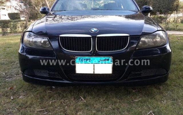 2007 BMW 3-series 316i