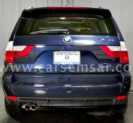 2008 BMW X3 3.0si Exclusive Automatic