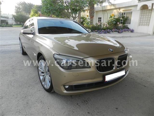 2010 BMW 7-series 740Li