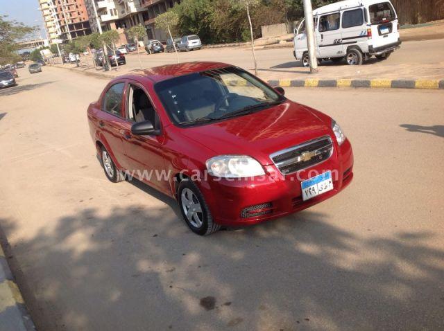 2011 Chevrolet Aveo 1.6 LS