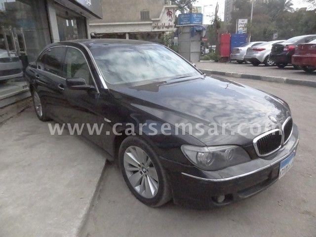 2009 BMW 7-series 740i