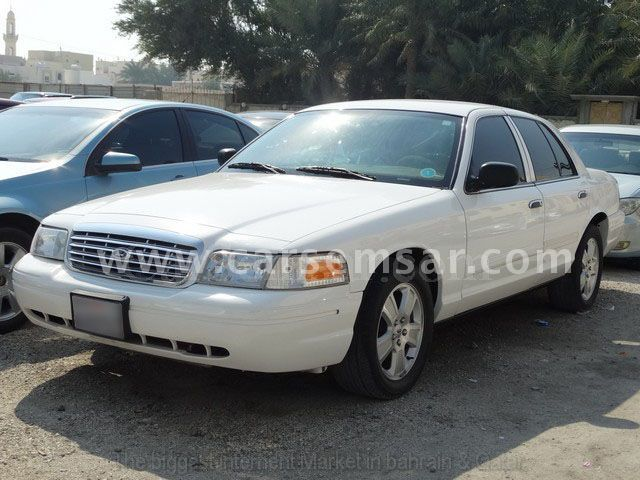 2012 Ford Crown Victoria