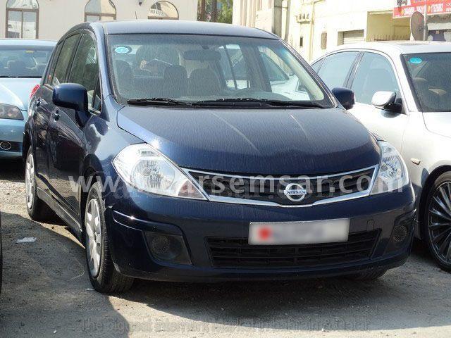 2012 Nissan Tiida 1.8