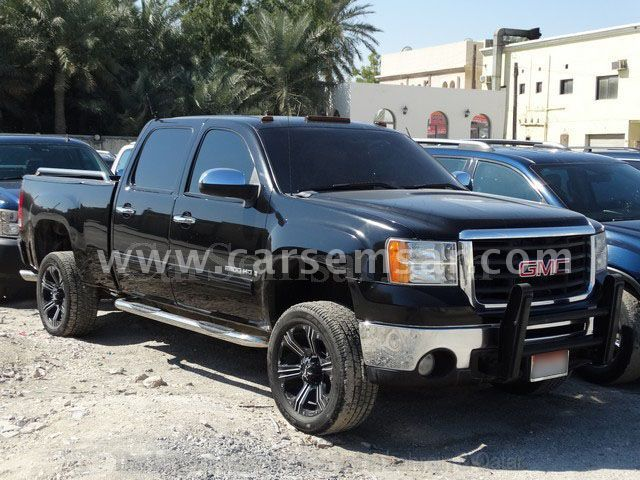 2009 GMC Sierra 2500HD Extended Cab