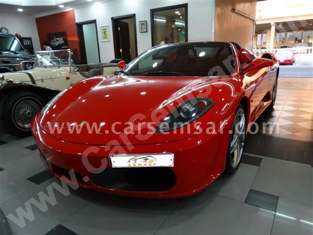 2010 Ferrari F 430 F430