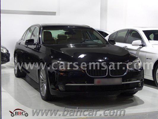 2010 BMW 7-series 730Li