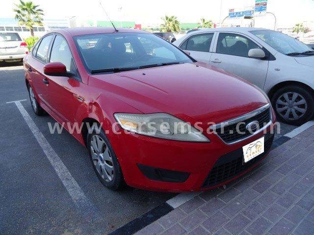 2009 Ford Mondeo 2.5