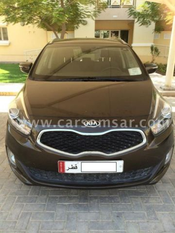 2014 kia carens 2 0 for sale in qatar new and used cars. Black Bedroom Furniture Sets. Home Design Ideas