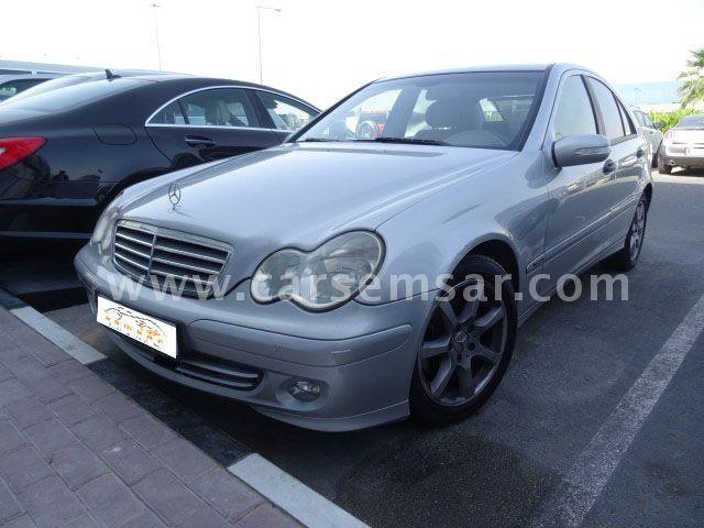 2005 Mercedes-Benz C-Class C 200 Kompressor Classic