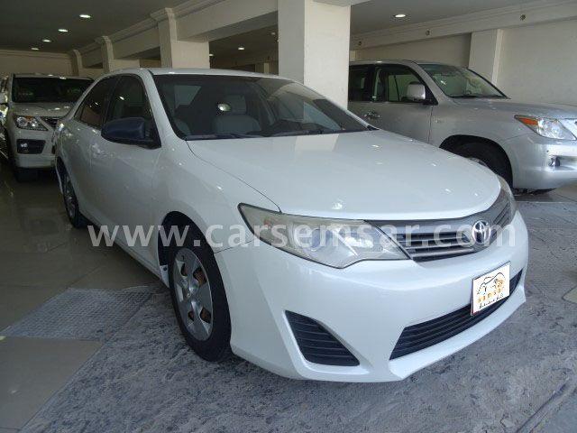2012 Toyota Camry GL