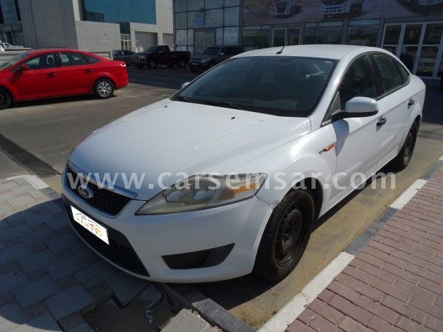2009 Ford Mondeo 1.6