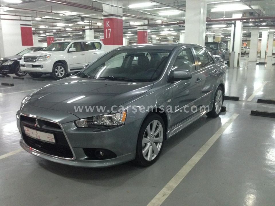 2014 Mitsubishi Lancer EX GT for sale in Qatar  New and used cars