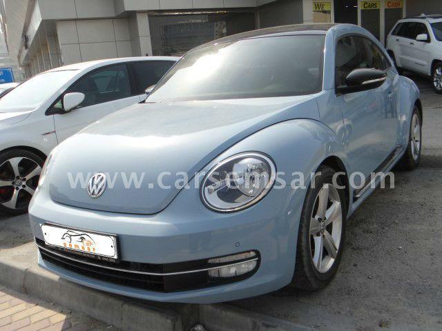2015 Volkswagen Beetle 1.6