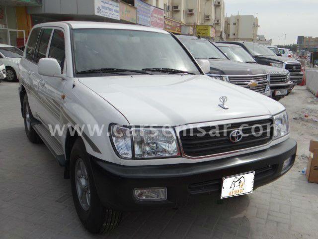 1999 Toyota Land Cruiser GX