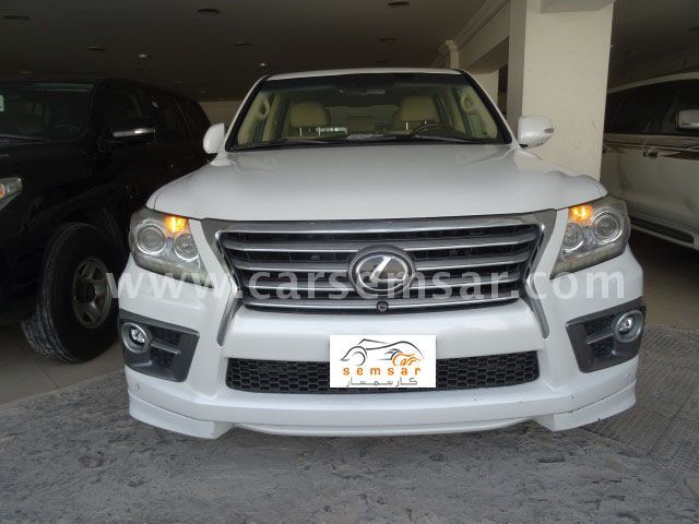 2009 lexus lx 570 for sale in qatar new and used cars. Black Bedroom Furniture Sets. Home Design Ideas