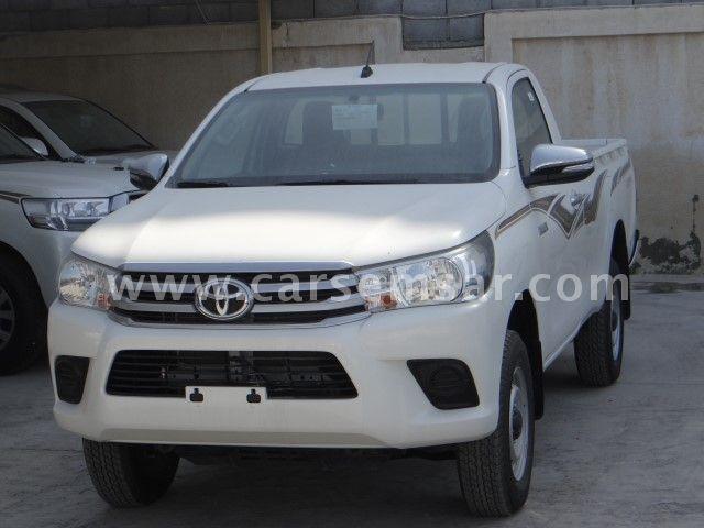 2016 Toyota Hilux 2.7 VVT-i 4x4 SRX
