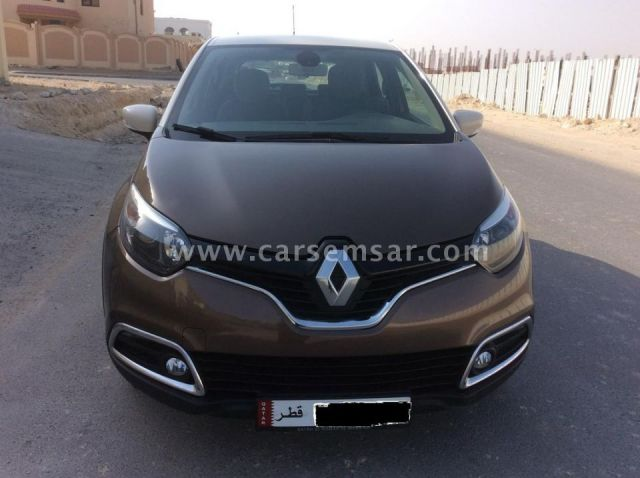 2015 Renault Captur Capture 1.2