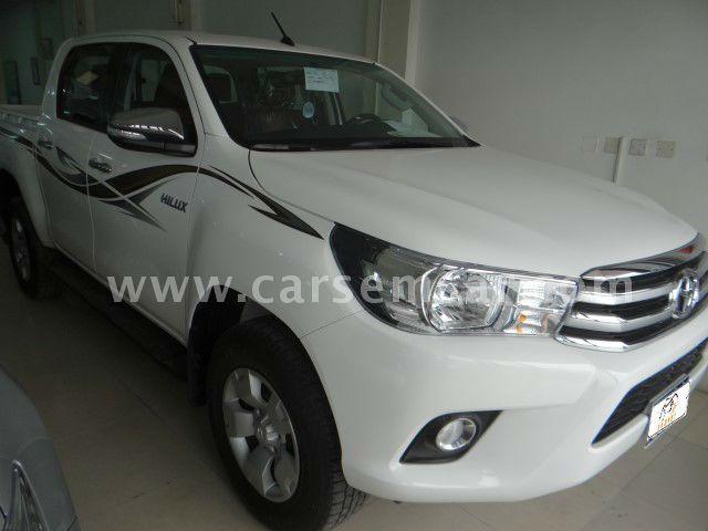 2017 Toyota Hilux 2.7 VVT-i SRX 4x4