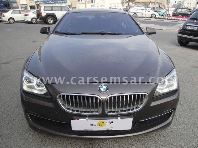 2012 BMW 6-series 650i Cabriolet