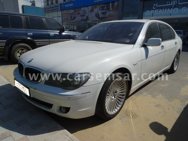 2007 BMW 7-series 740Li