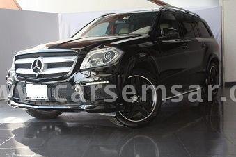 2014 Mercedes-Benz GL-Class GL 500